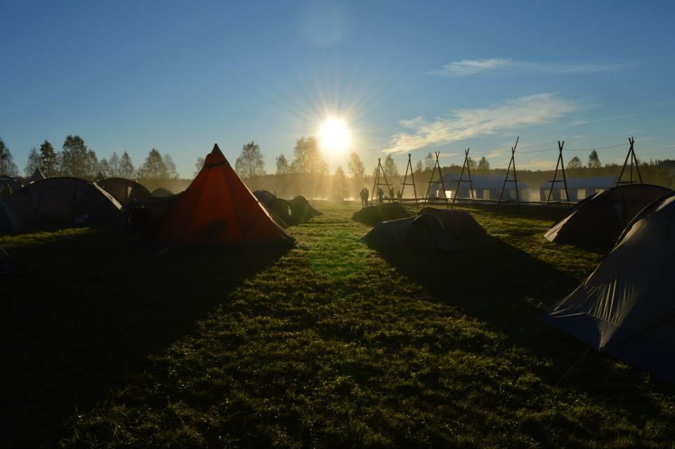 Ransberg lägerfält