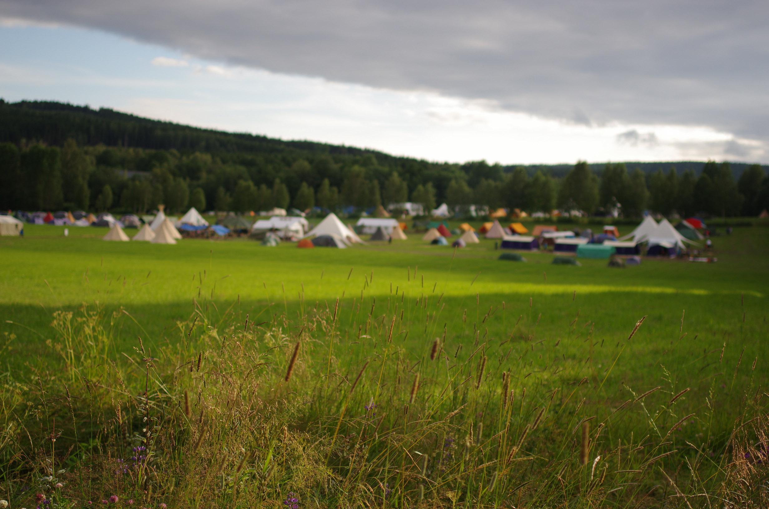 Ransberg Öppna lägerveckor
