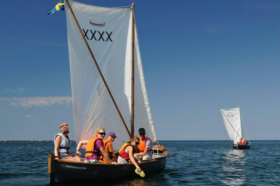 SeglandeBåt 2