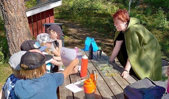 Scout Camp Ransberg | Nykterhetsrrelsens Scoutfrbund
